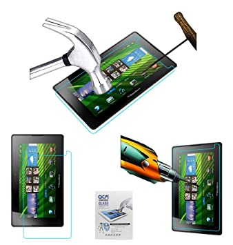 ACM Tempered Glass Screenguard for BlackBerry Playbook 4g