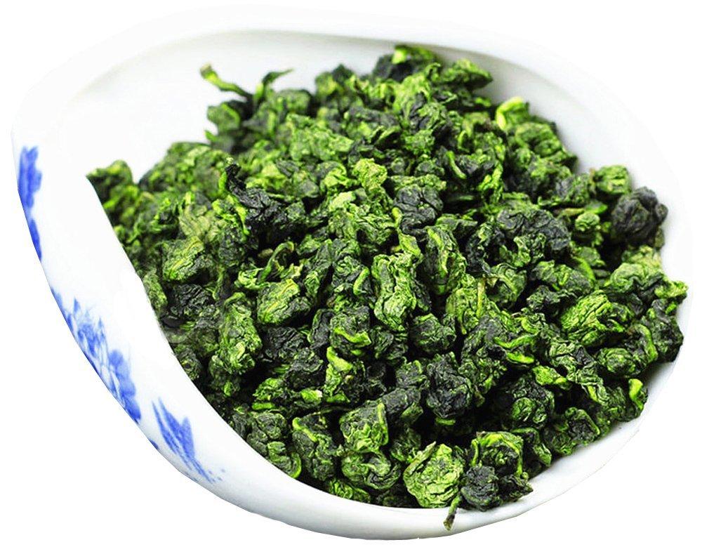 Oolong Tea - Tie Guan Yin Tea - Monkey Picked - Chinese Tea - Caffeinated - Loose Leaf Tea - 8oz by Chinese Tea Culture (Image #1)