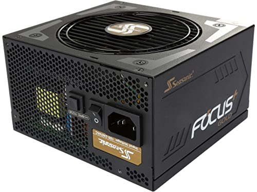 Seasonic Focus Plus Series SSR-850FX 850W Power Supply