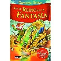 Stilton: En el reino de la fantasía: ¡Libro
