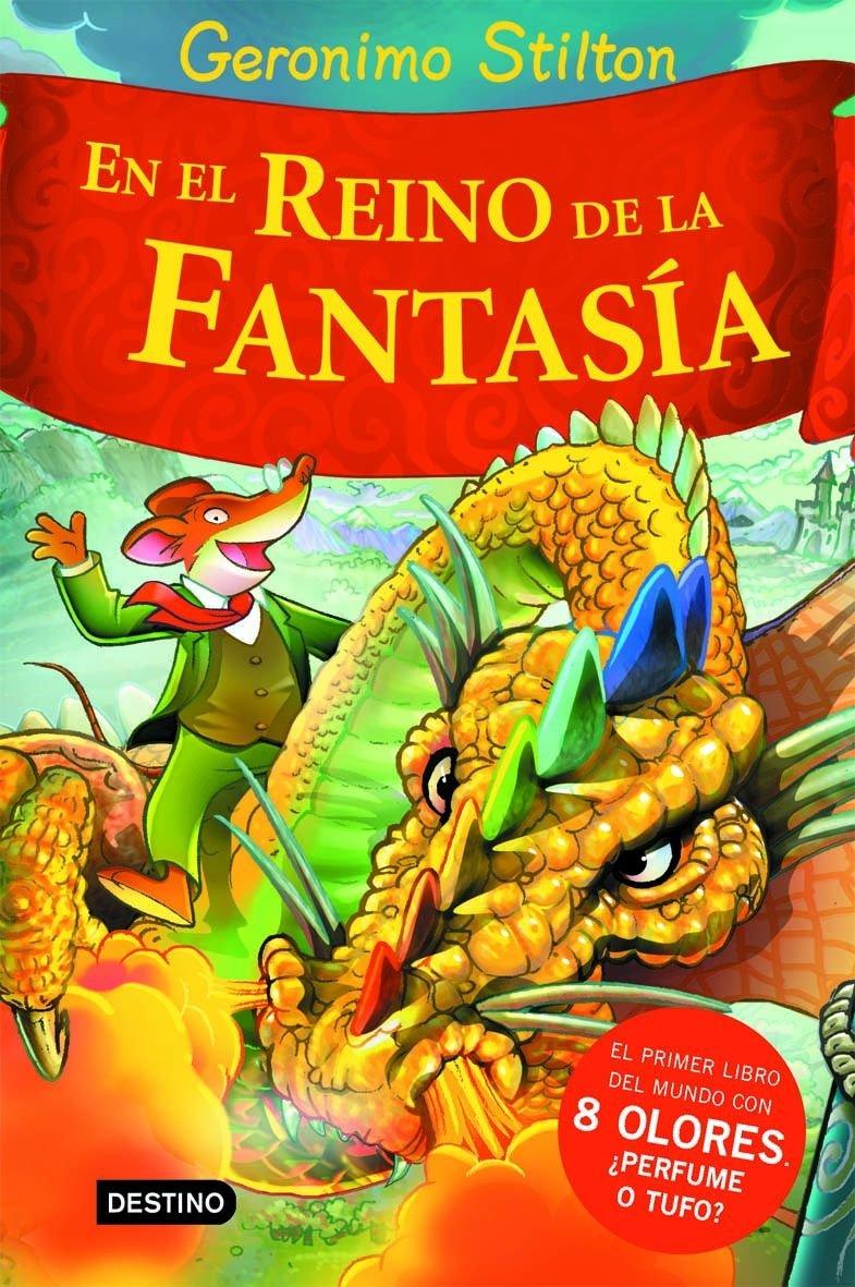 Stilton: En el reino de la fantasía Geronimo Stilton: Amazon.es ...
