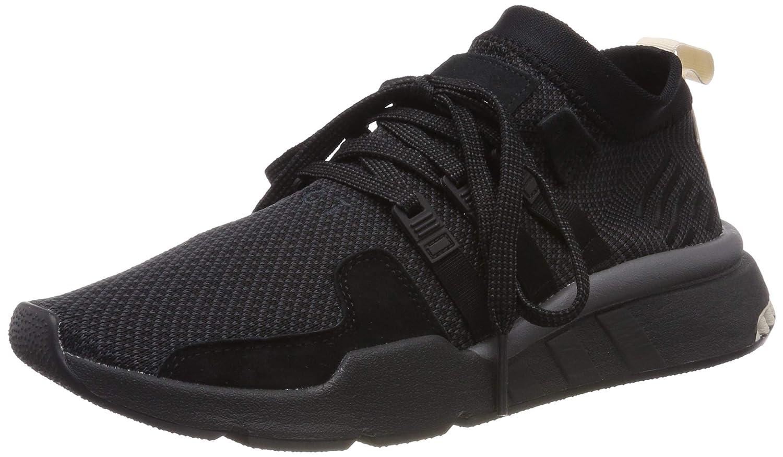 Adidas EQT Support Mid ADV, Chaussures de Gymnastique Homme Noir (Core noir Carbon Clear marron Core noir Carbon Clear marron) 46 EU