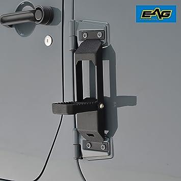EAG Door Hinge Step Metal Folding Foot Peg for 07-17 Jeep Wrangler JK 2 & Amazon.com: EAG Door Hinge Step Metal Folding Foot Peg for 07-17 ... Pezcame.Com