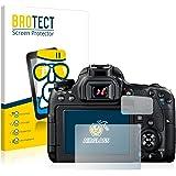 Canon EOS 77D Protection Verre - AirGlass Film Protecteur Écran Vitre