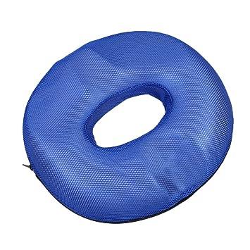 Cojín del Asiento Cojín para silla Resistente de Memory Foam, Cojin Ortopédico para Coxis de