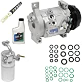 Universal Air Conditioner KT 4037 A/C Compressor and Component Kit