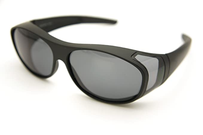 5f609420e3  1 Sale Fitover Lens Covers Sunglasses Wear Over Prescription Glass  Polarized St7659pl (LARGE