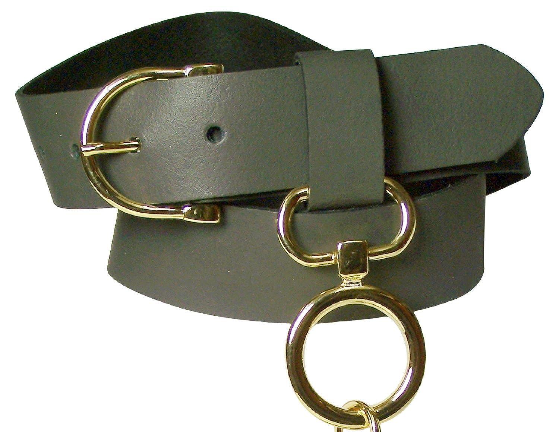 Fronhofer Ceinture pour femme à pochette porte-clés, ceinture à pochette,  boucle de ceinture dorée, ceinture pour femme, pochette de ceinture, ... 9ac171a0bfd