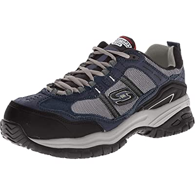 Skechers Men's Work Relaxed Fit Soft Stride Grinnel Comp | Fashion Sneakers
