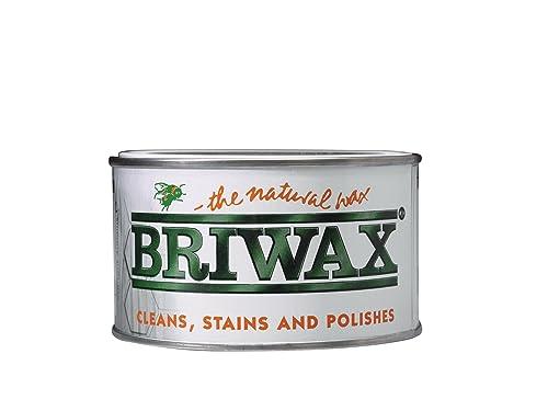 Briwax 400g Wax Polish - Clear