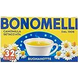 Bonomelli - Camomilla Setacciata - 6 confezioni da 32 filtri [192 filtri]