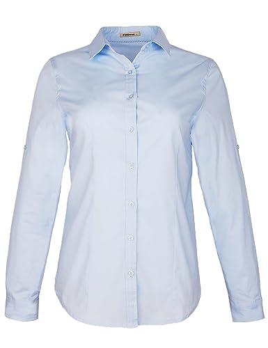 Fraternel Blusa mujer camisa manga larga