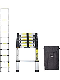 Telescoping Ladders Amazon Com Building Supplies Ladders