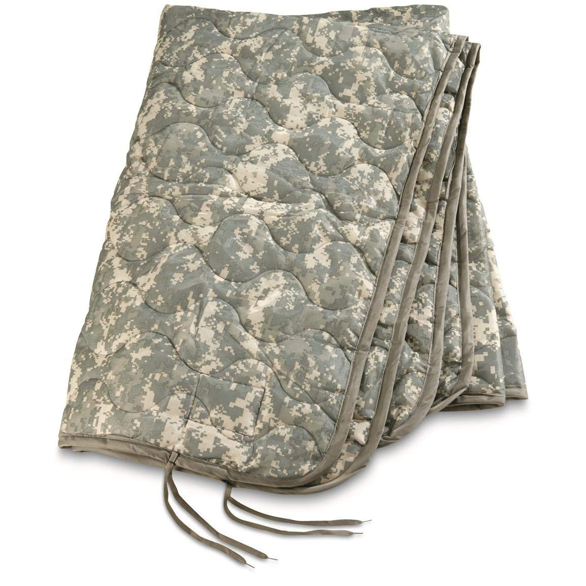Military Outdoor Clothing Previously Issued ACU Digital Camo Poncho Liner (Used Good) by Military Outdoor Clothing