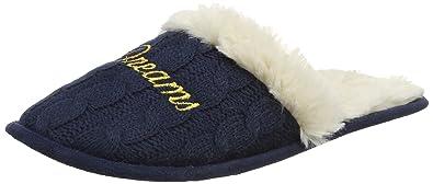 C3 - Knit SLPRS Navy, Chaussons pour Homme Bleu SWomen'secret