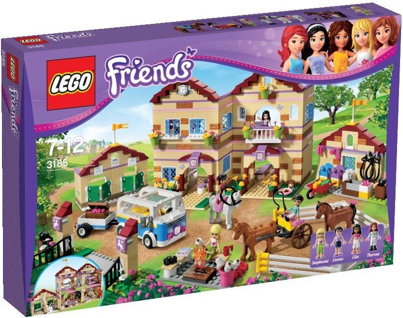 LEGO Friends - El Campamento de Equitación (3185)