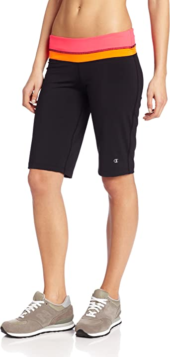 Champion Womens Absolute Bike Short with SmoothTec Waistband