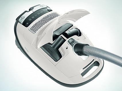 Miele Complete C3 Silence EcoLine - SGFK2 800 W - Aspiradora (800 W, Aspiradora cilíndrica, Secar, Bolsa para el polvo, 4,5 L, Miele AirClean): Amazon.es: Hogar