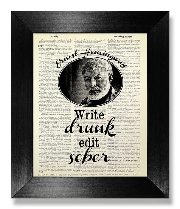 Top 10 Ernest Hemingway Decor