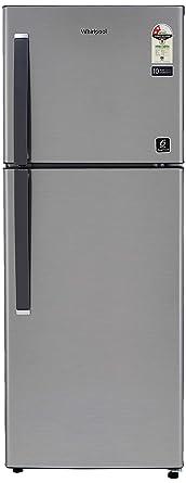 Whirlpool 245 L 2 Star Frost Free Double Door Refrigerator  NEOFRESH 258LH CLS PLUS 2S, German Steel