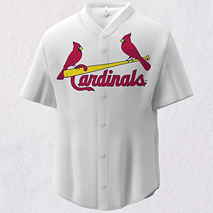 6ff78f95062c Amazon.com  Hallmark St. Louis Cardinals Jersey Ornament Sports ...