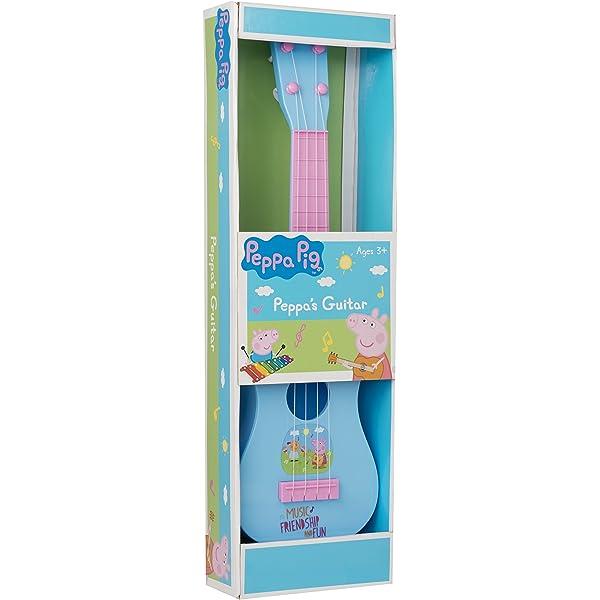 Peppa Pig grabadora - 1 elegido al azar (azul/rosa): Amazon.es ...