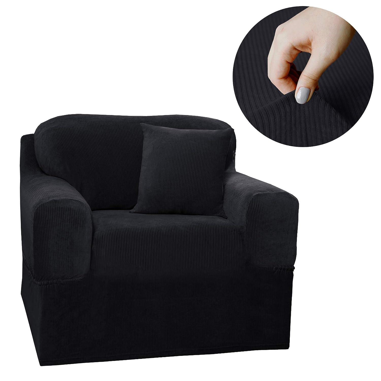MAYTEX Collin Stretch - Funda Protectora Silla, Negro, Chair ...