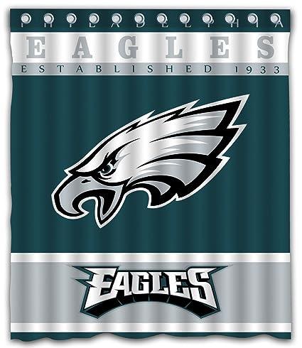 Amazon Com Sonaby Custom Philadelphia Eagles Waterproof Fabric