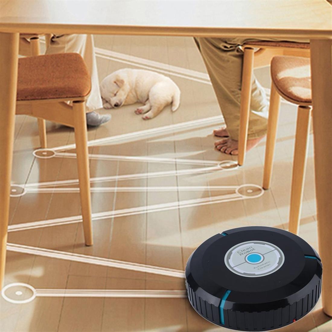Start Pop High Efficient Home Automatic Vacuum Smart Floor Cleaning Robot Sweeper Mop