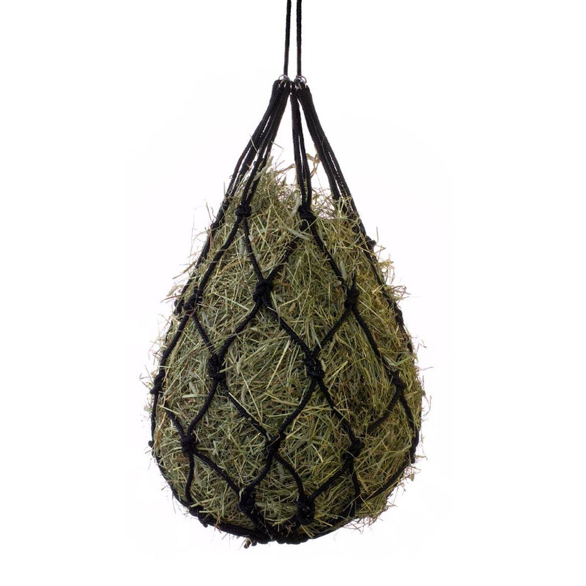 Black Horze Cotton Hay Net