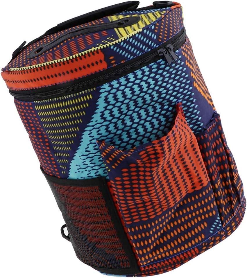 IPOTCH Bolso de Hilo Envase de Alfiler Estuche de Ganchillo Titular Organizador Costura Accesorios - A 4: Amazon.es: Hogar