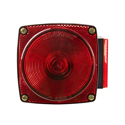 Blazer B93 6-Function Right Side Stop / Tail / Turn Light: Automotive