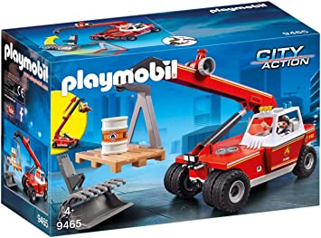Oferta amazon: PLAYMOBIL City Action Elevador, a Partir de 5 Años (9465) , color/modelo surtido