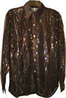 Sequin Style Men's Shirt (available in twelve colours and six sizes)