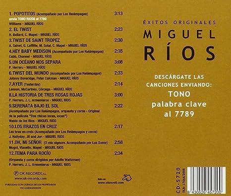 Miguel Rios 2cd: Miguel Rios: Amazon.es: Música