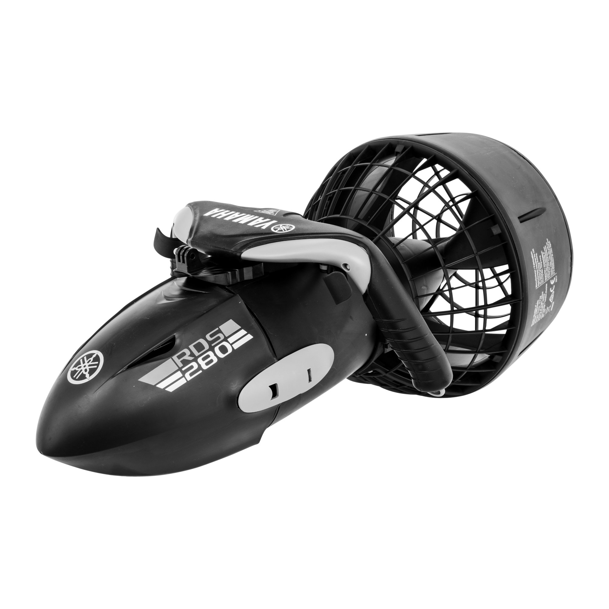 YAMAHA Seascooters with Camera Mount Recreational Dive Series Underwater Scooter (Black/Gray)