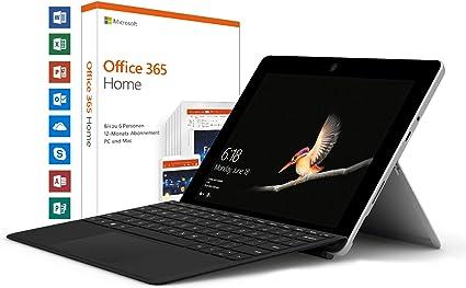 Microsoft Surface Go 25 Cm 2 In 1 Tablet Type Computer Zubehör