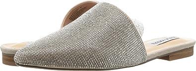 7774f6d726c Amazon.com | Steve Madden Women's Trace-R Rhinestone 7 M US | Sandals