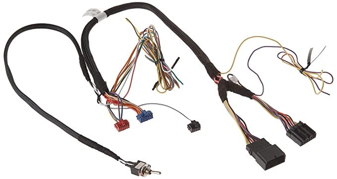 directed electronics chthd2 chrysler mux style t harness for dball and dball2 Motorcycle Wiring Harness
