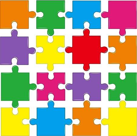 Puzzle Pieces Cutouts Puzzle Pieces Accents