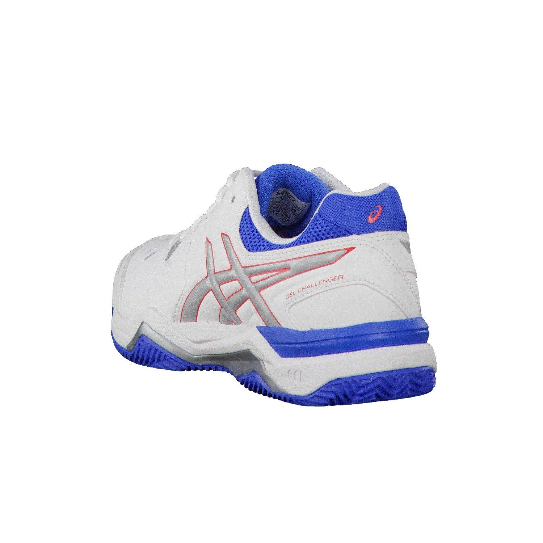 ASICS ASICS ASICS Damen Gel-Challenger 11 Clay Tennisschuhe Scuro Blau Rosa 7e3a90