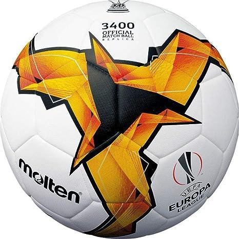 MOLTEN F5U3400-K19 UEFA 2018/19 - Balón de fútbol (tamaño 5 ...