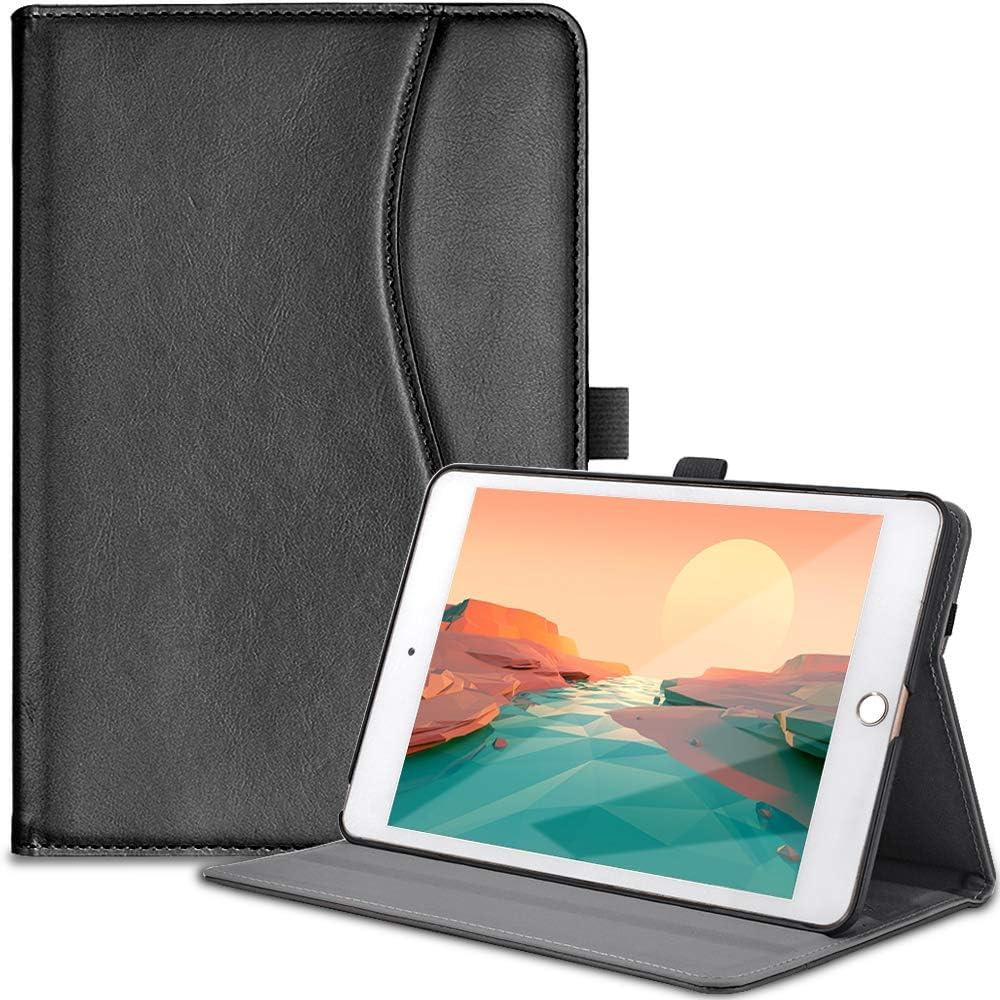 Retear Case for iPad Mini 5th Gen 2019 / iPad Mini 4th PU Leather Smart Soft Cover with Auto Wake/Sleep
