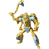 """Transformers - Generations - War for Cybertron: Kingdom Deluxe - 5.5"""" WFC-K4 Cheetor - Takara Tomy - Action and Toy…"""