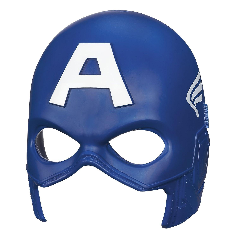 Marvel Avengers Assemble Captain America Hero Mask by Marvel HASBRO A1829