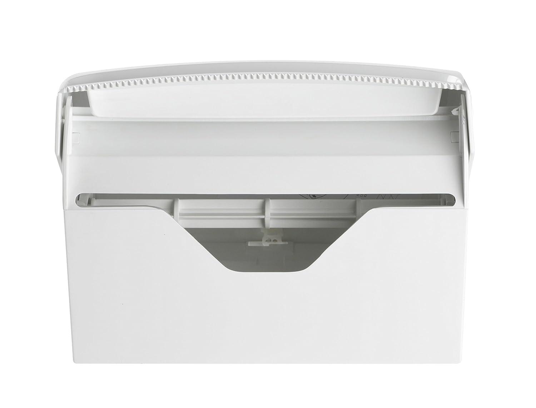 Mar Plast Dispensador Dispensador Papel Toallas Blanco a Pared Combi para Hojas o Rollo (diámetro MAX Rot. Ø165 Mm): Amazon.es: Hogar