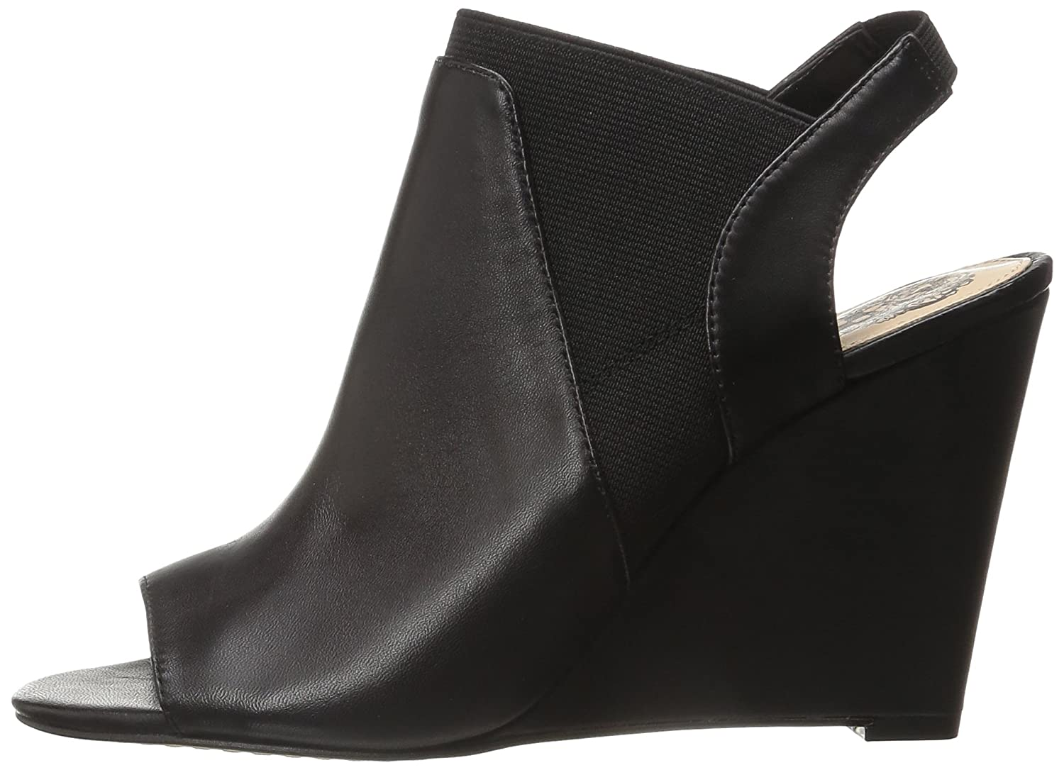 Vince Camuto Women's Xadrian Wedge Pump B01BGCC49U 8.5 B(M) US|Black