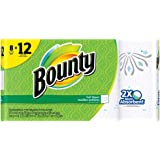 Bounty Printed Paper Towels 8 Giant Rolls