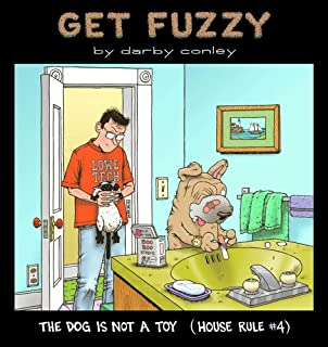 Buy blueprint for disaster a get fuzzy collection book online at the dog is not a toy house rule 4 get fuzzy malvernweather Images