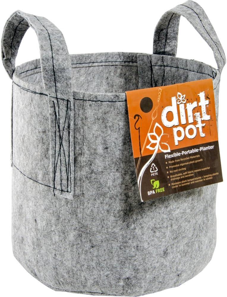 Active Aqua Hydrofarm Dirt Pot 25 Gallon
